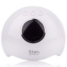 STAR 5 48W LED+UV Lamp белый