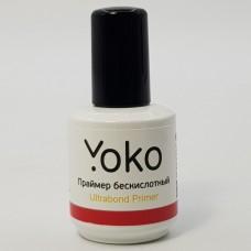 YOKO Ultrabond Primer бескислотный ПРАЙМЕР 15 мл