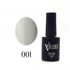 Гелевый лак Velvet 001