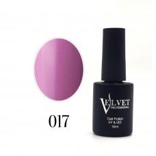 Гелевый лак Velvet 017