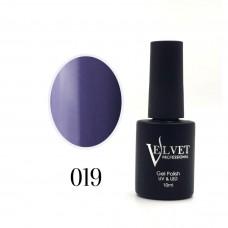 Гелевый лак Velvet 019