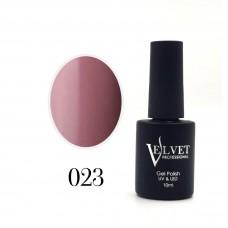 Гелевый лак Velvet 023