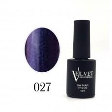 Гелевый лак Velvet 027