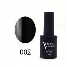 Гелевый лак Velvet 002
