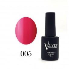 Гелевый лак Velvet 005