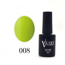 Гелевый лак Velvet 008