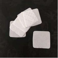 Салфетки одноразовые, подушечки для протирания ногтей