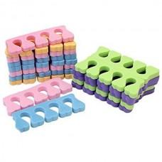 Разделители для пальцев одноразовые в упаковке 100шт