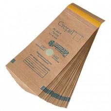 """Пакеты бумажные самоклеящиеся """"СтериТ®"""" крафт  75х150 мм,в упаковке 100шт"""