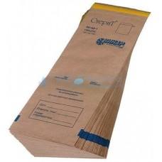 """Пакеты бумажные самоклеящиеся """"СтериТ®"""" крафт 100х250 мм,в упаковке 100шт"""